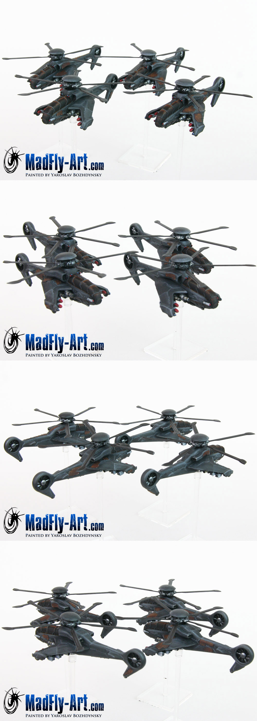 Cyclone Helicopters