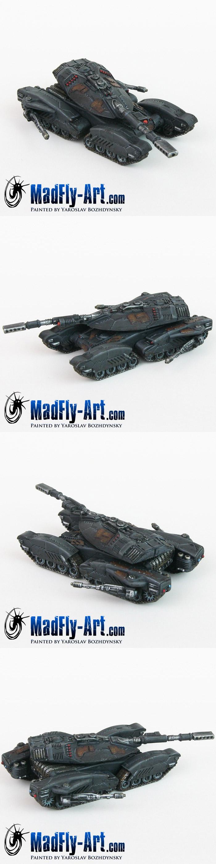 Alexander Tank