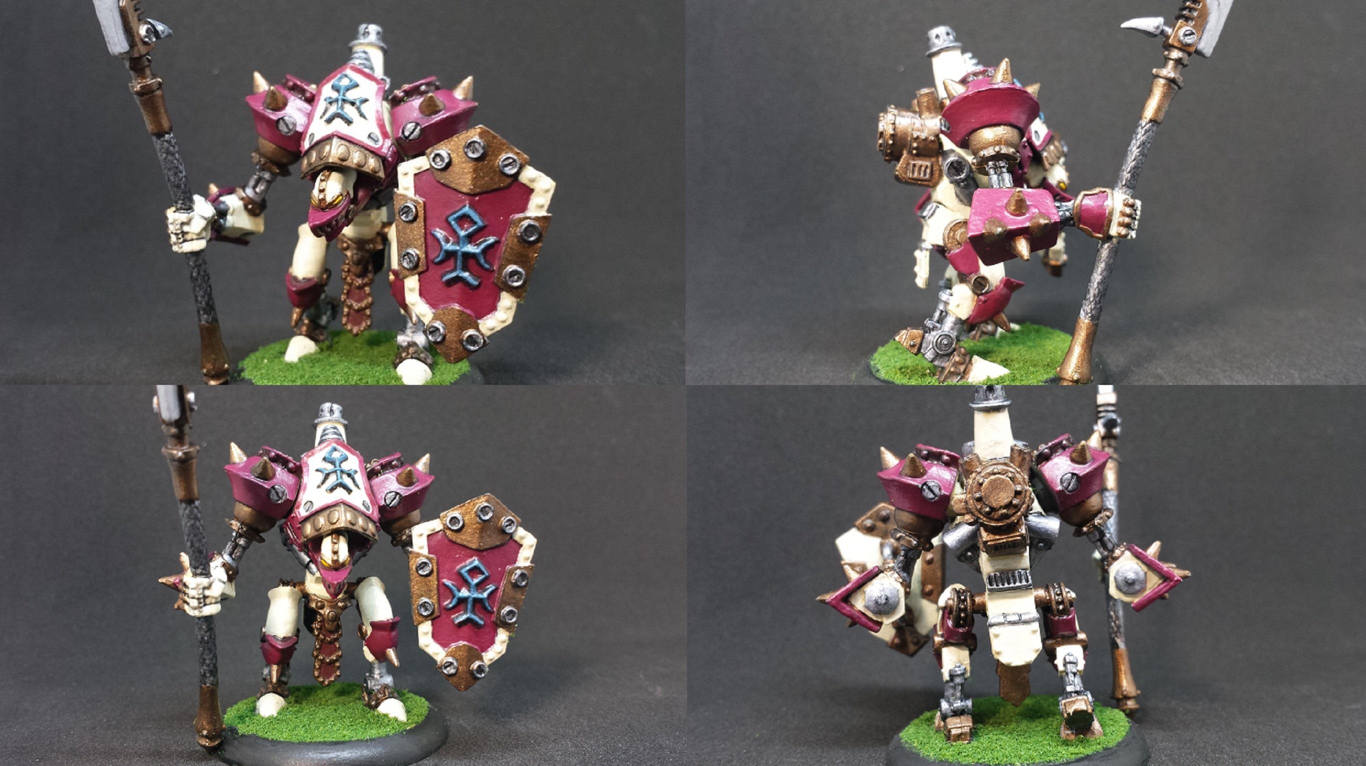 Protectorate of Menoth Revenger