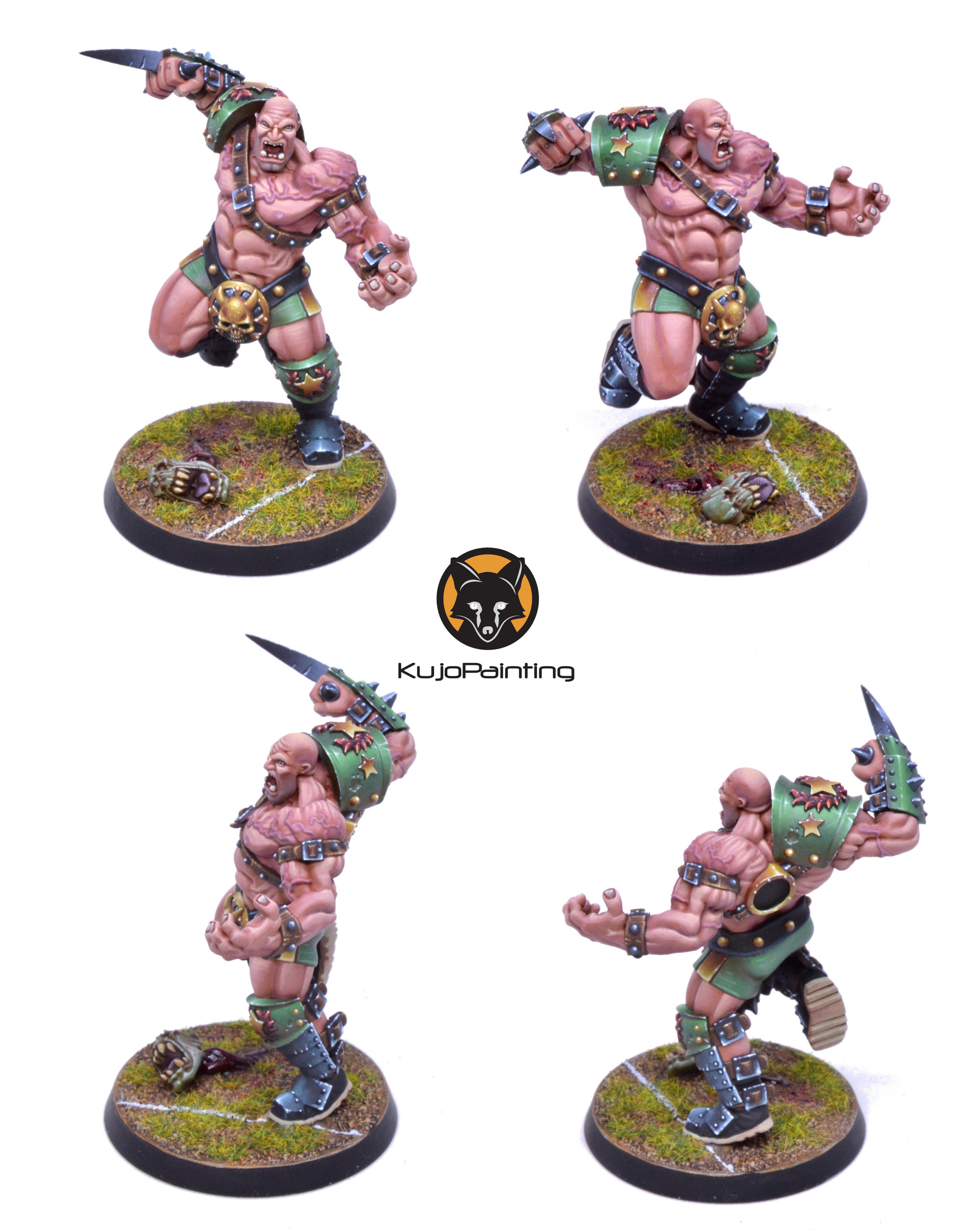Hungry Troll - Ogre StarPlayer