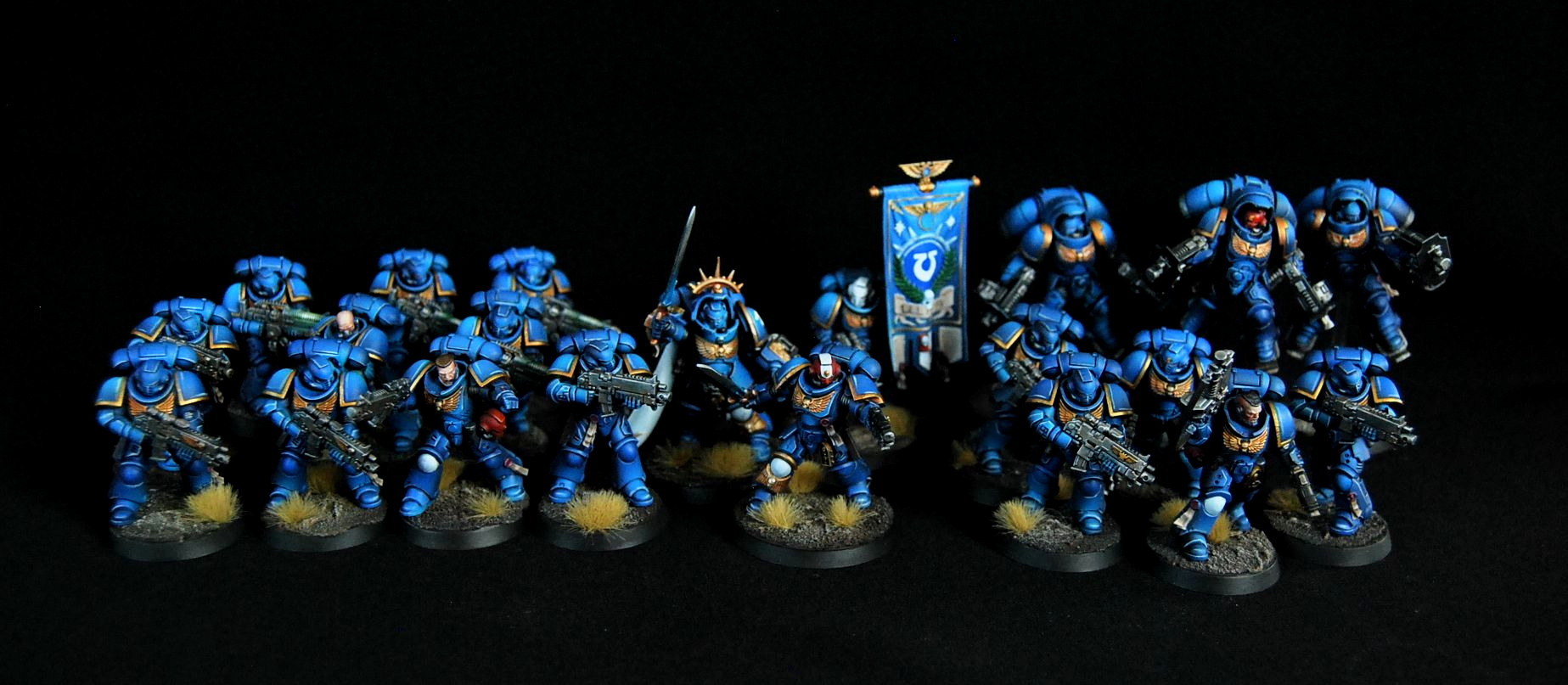 Primaris Space Marines Army