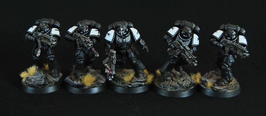 Primaris Black Templars