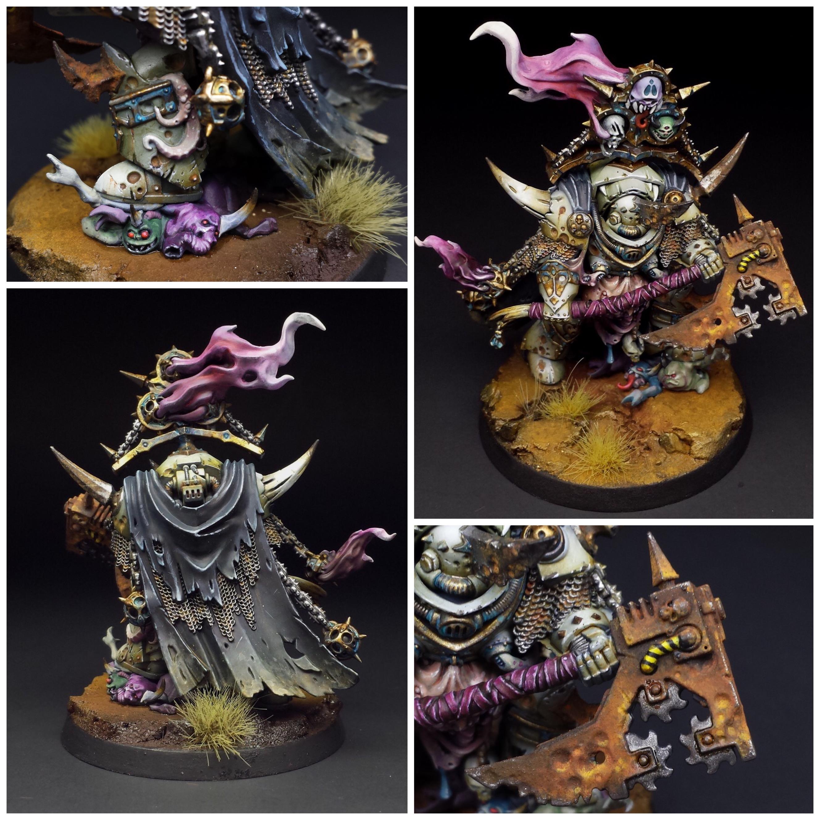 Warhammer 40k Dark Imperium Lord of Contagion