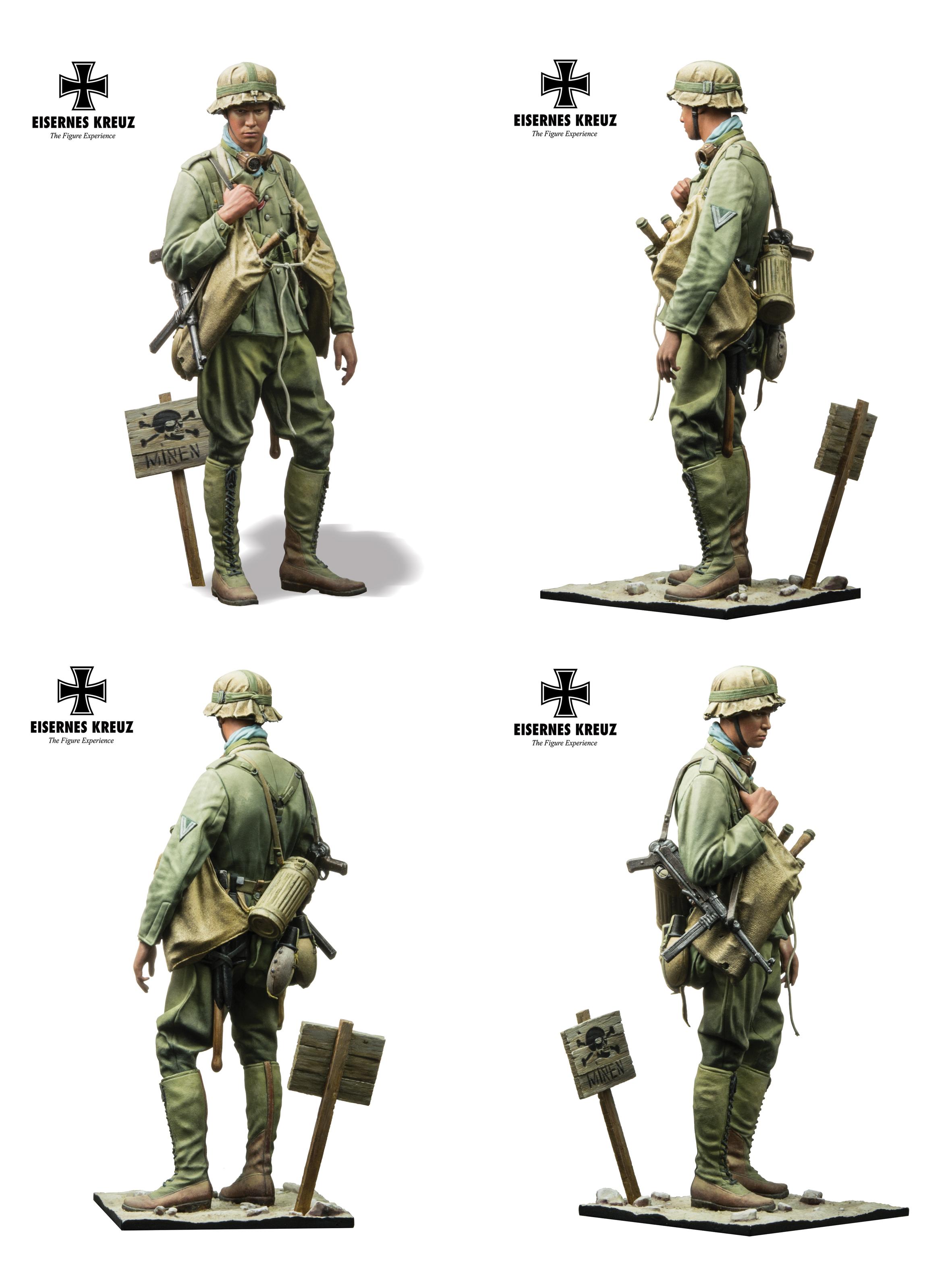 D.A.K. Panzer Pionieer, 1942
