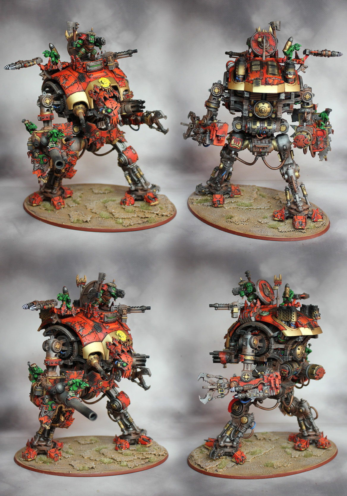 Ork Looted Imperial Knight