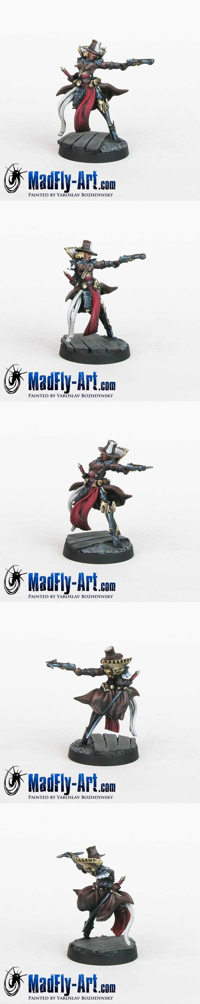 The Huntress, Sisters Heroine