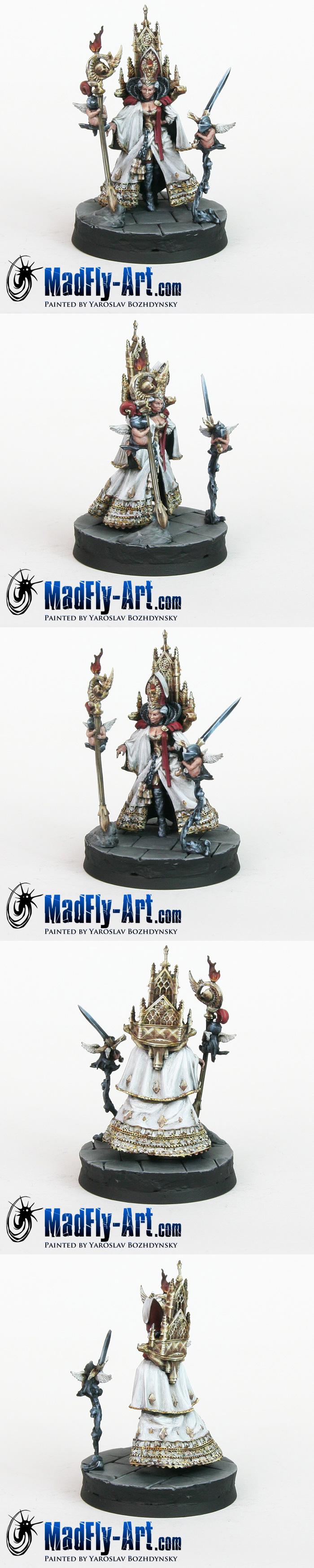 Arthenya VI, The Archpapess