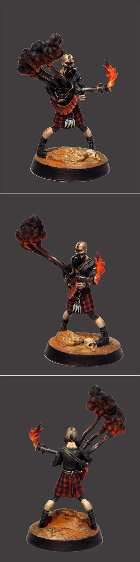 Punkapocalyptic – Black Blood Children Flamethrower