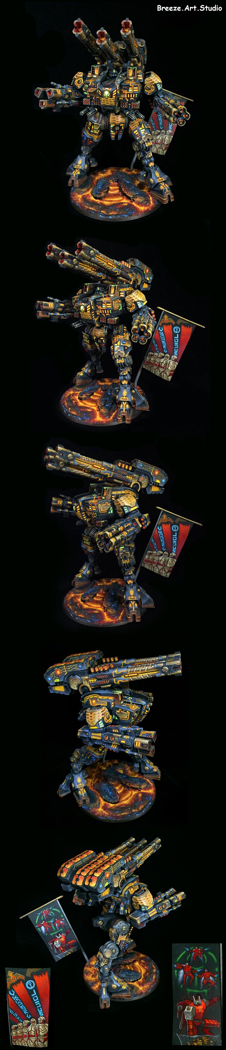 Tau KX139 TA'UNAR SUPREMACY ARMOUR-mk1
