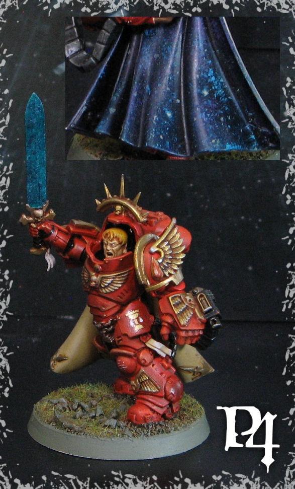 Blood Angel Primaris Captain