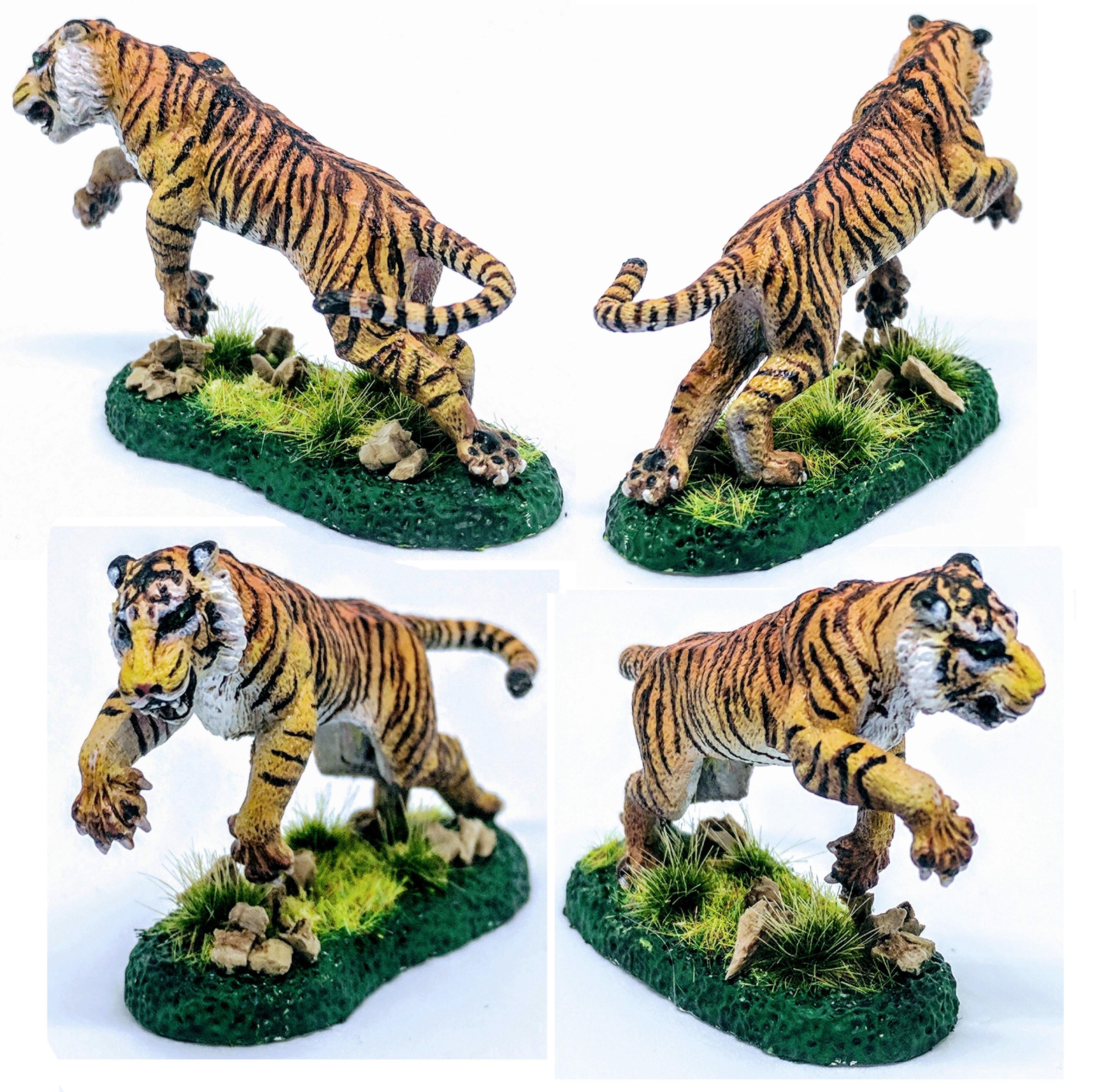 Reaper Tiger (Dark Heaven Legends)