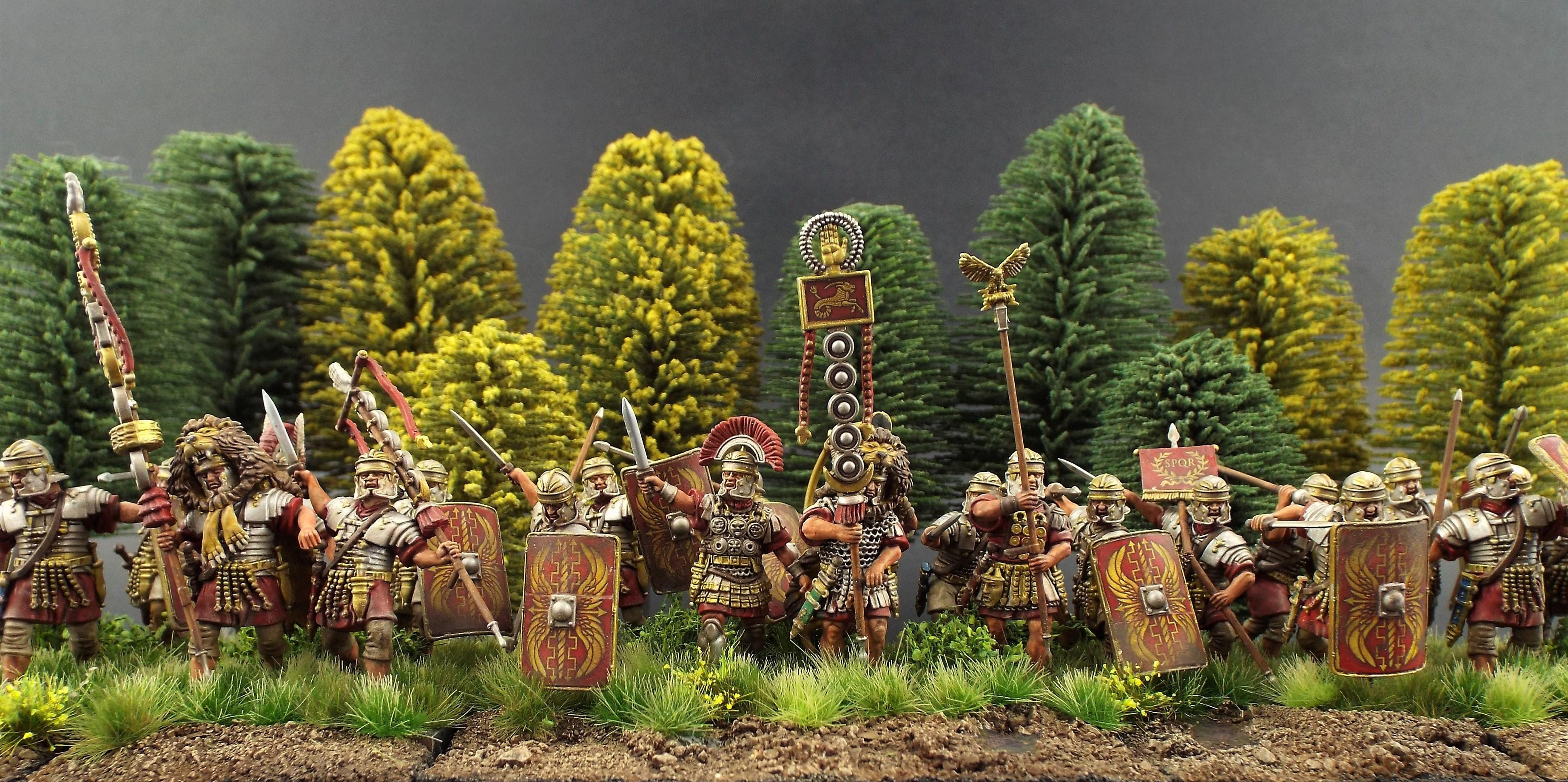 28mm Victrix Early Imperial Roman EIR - Britannia Patrol