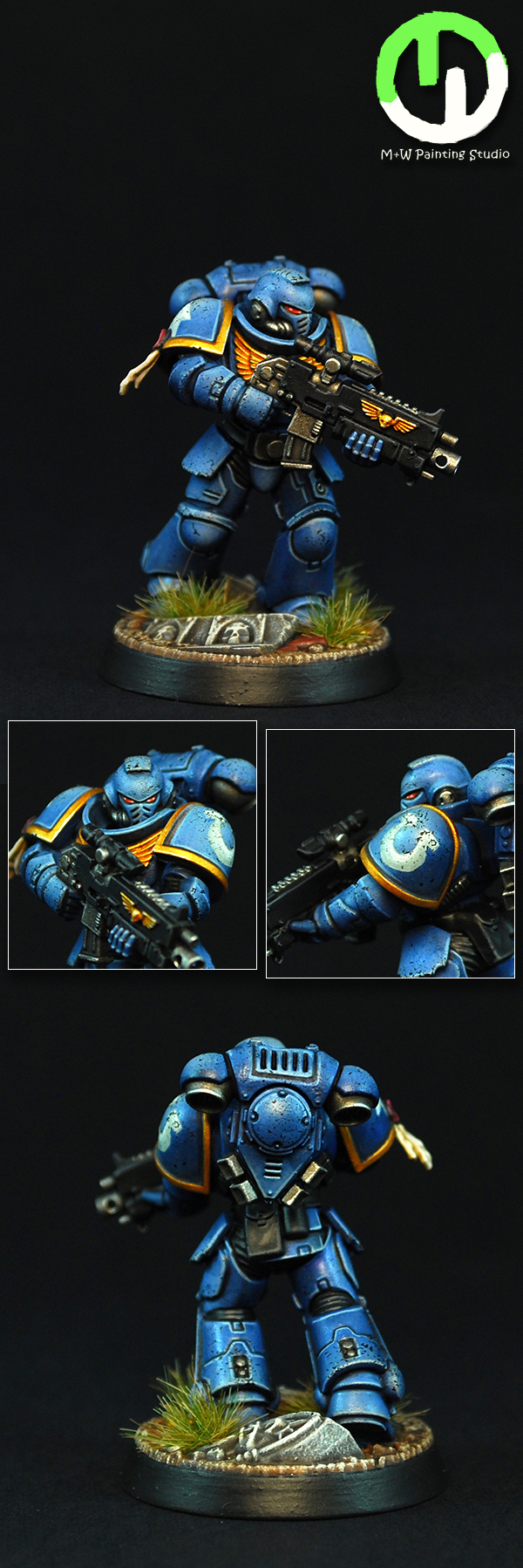 Space Marine Primaris