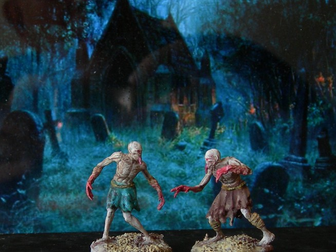 WizKids Nolzur's Marvellous Miniatures Ghouls