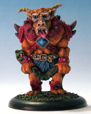 Dungeon Degenerates Brute Lord