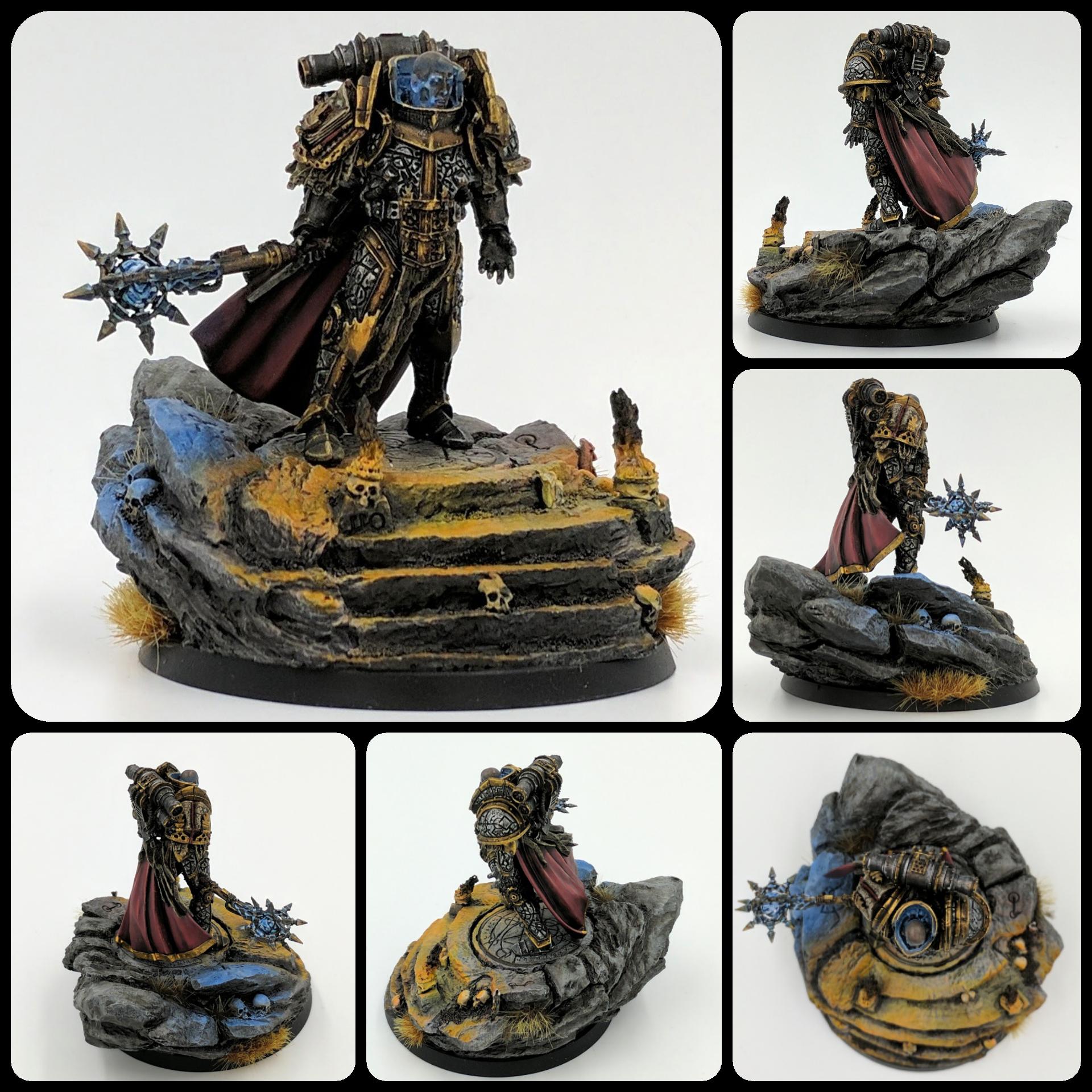 Lorgar - Primarch of the Word Bearers