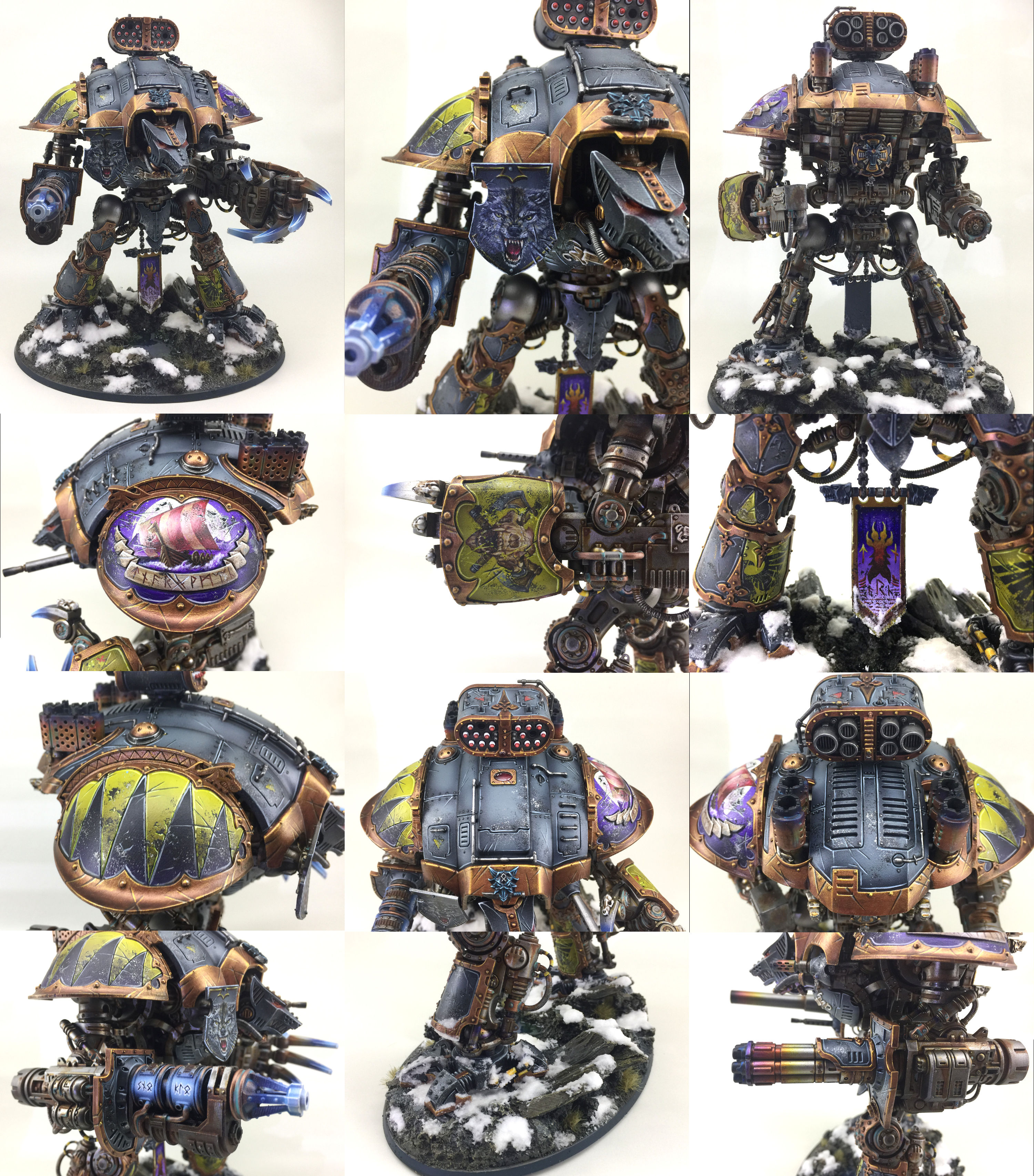 The Iron Wolf (Imperial Knight)