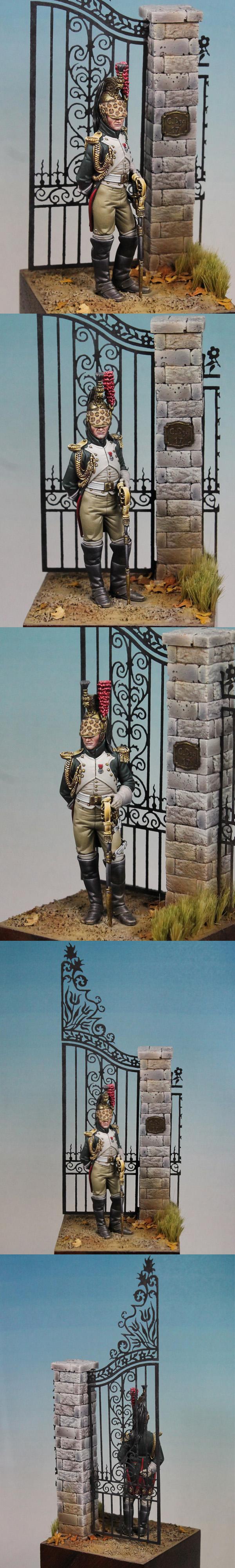 Empress' Dragoons Officer