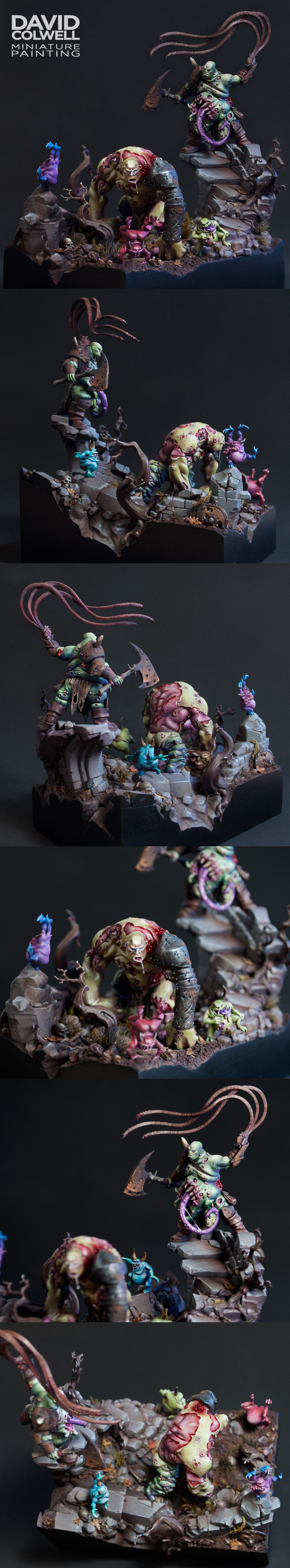 Nurgle Invades the Empire