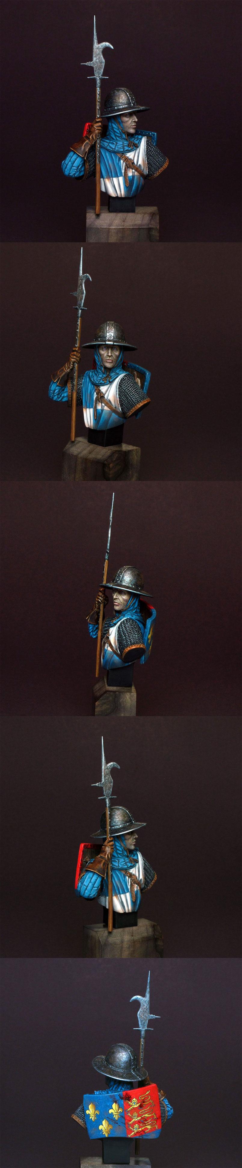 English Man-at-Arms