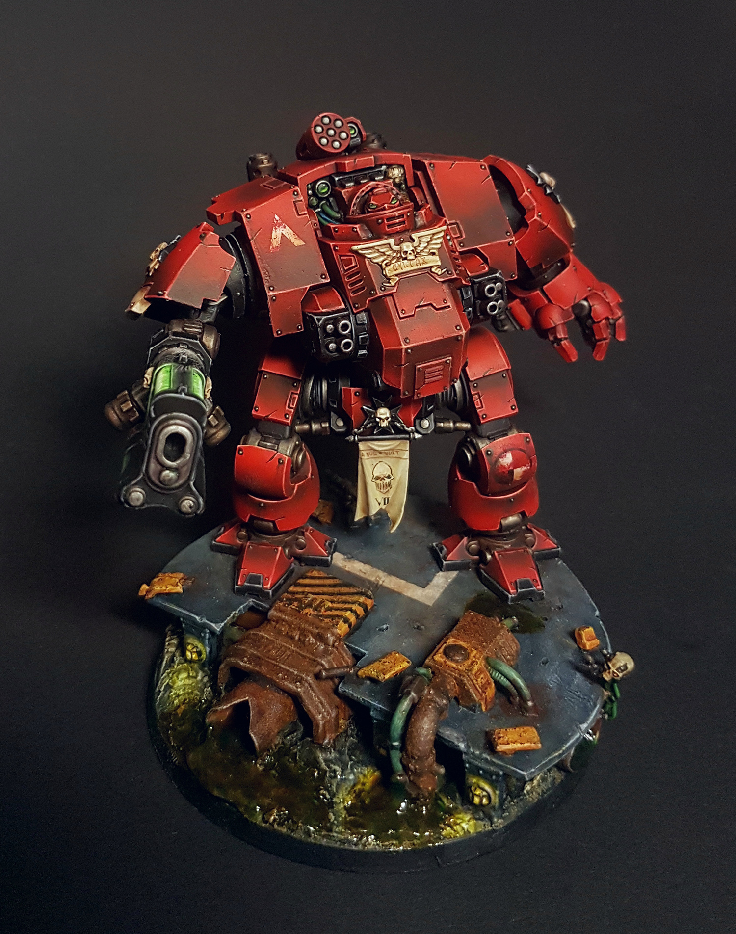 Redemptor Dreadnought Conversion