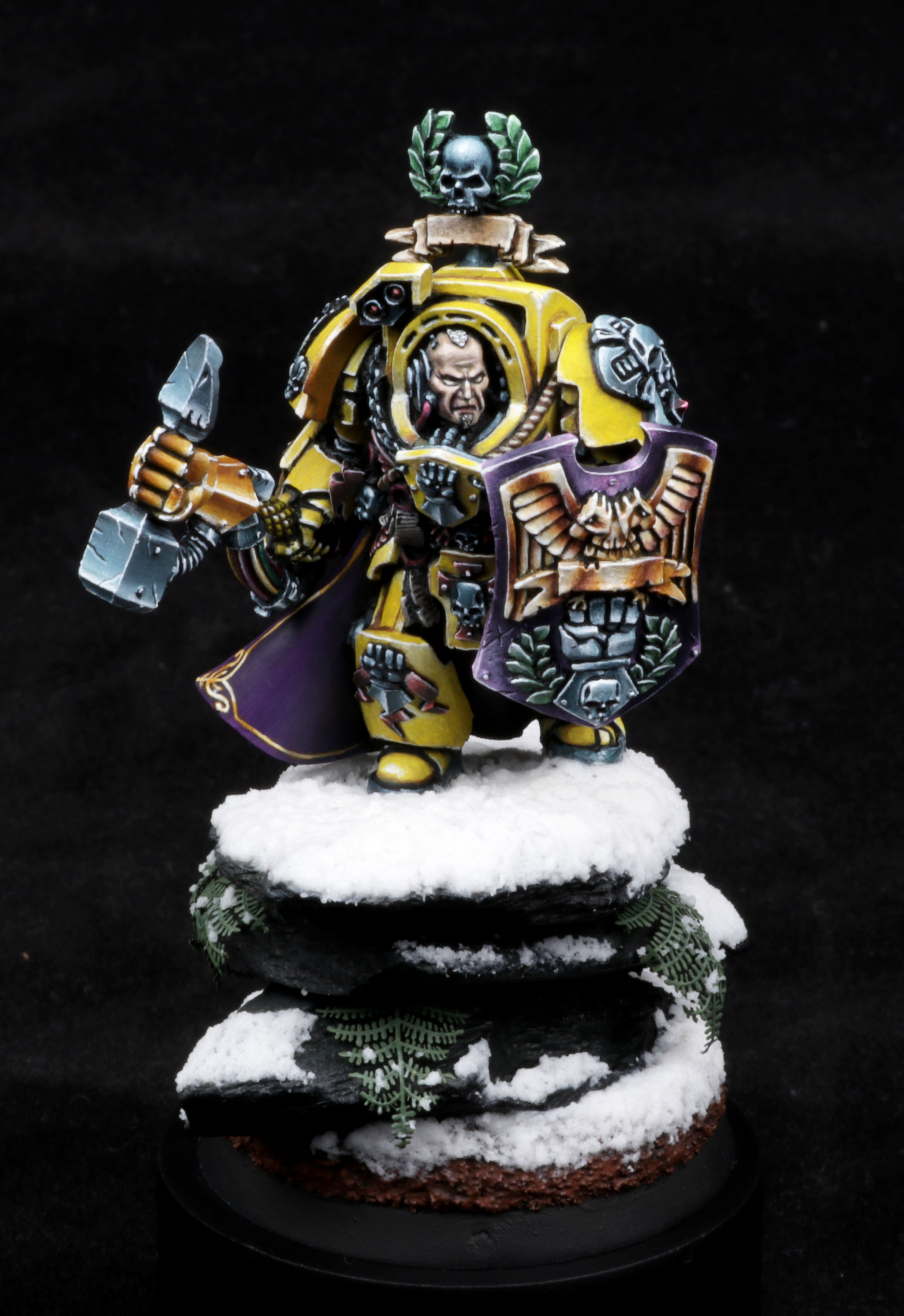 Lysander, Imperial Fists