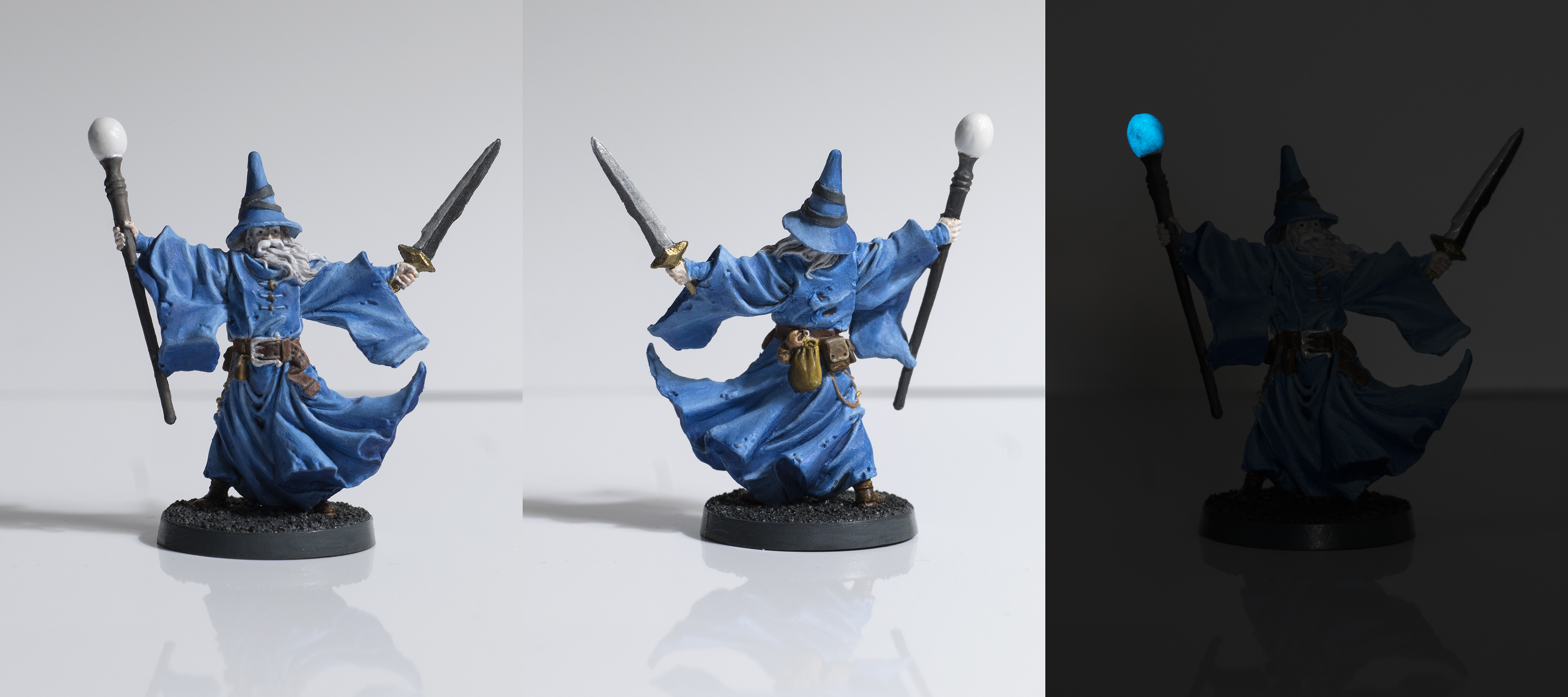 Elias the Battle Wizard, Massive Darkness