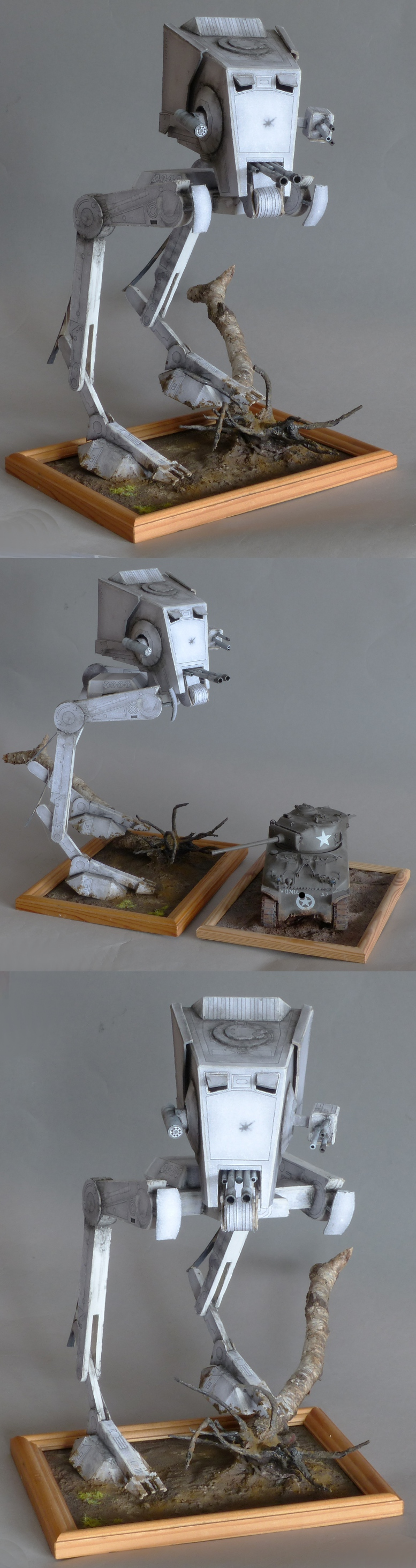 AT-ST 1/35 scale