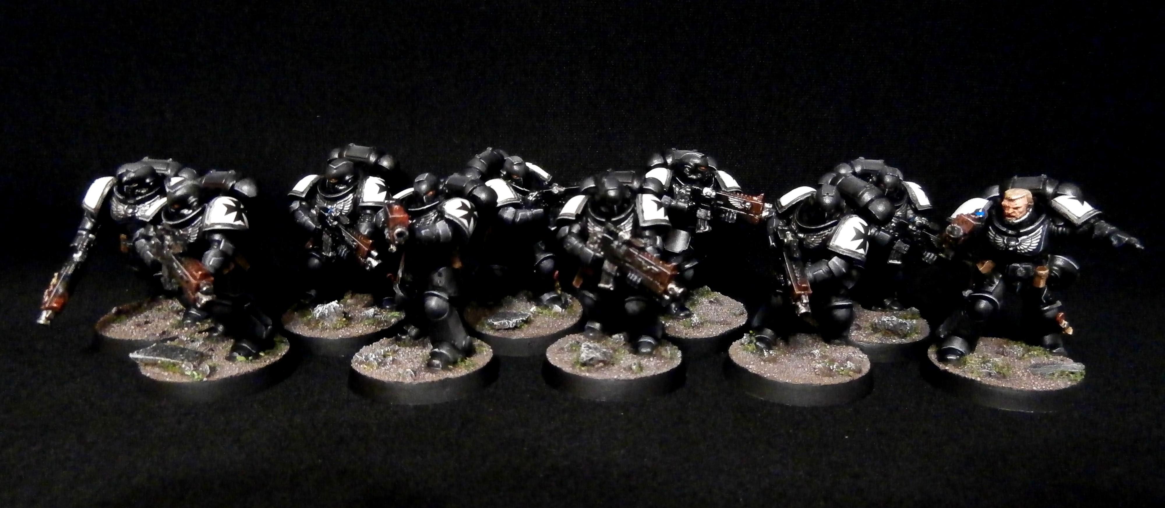 Black Templars Primaris Intercessors