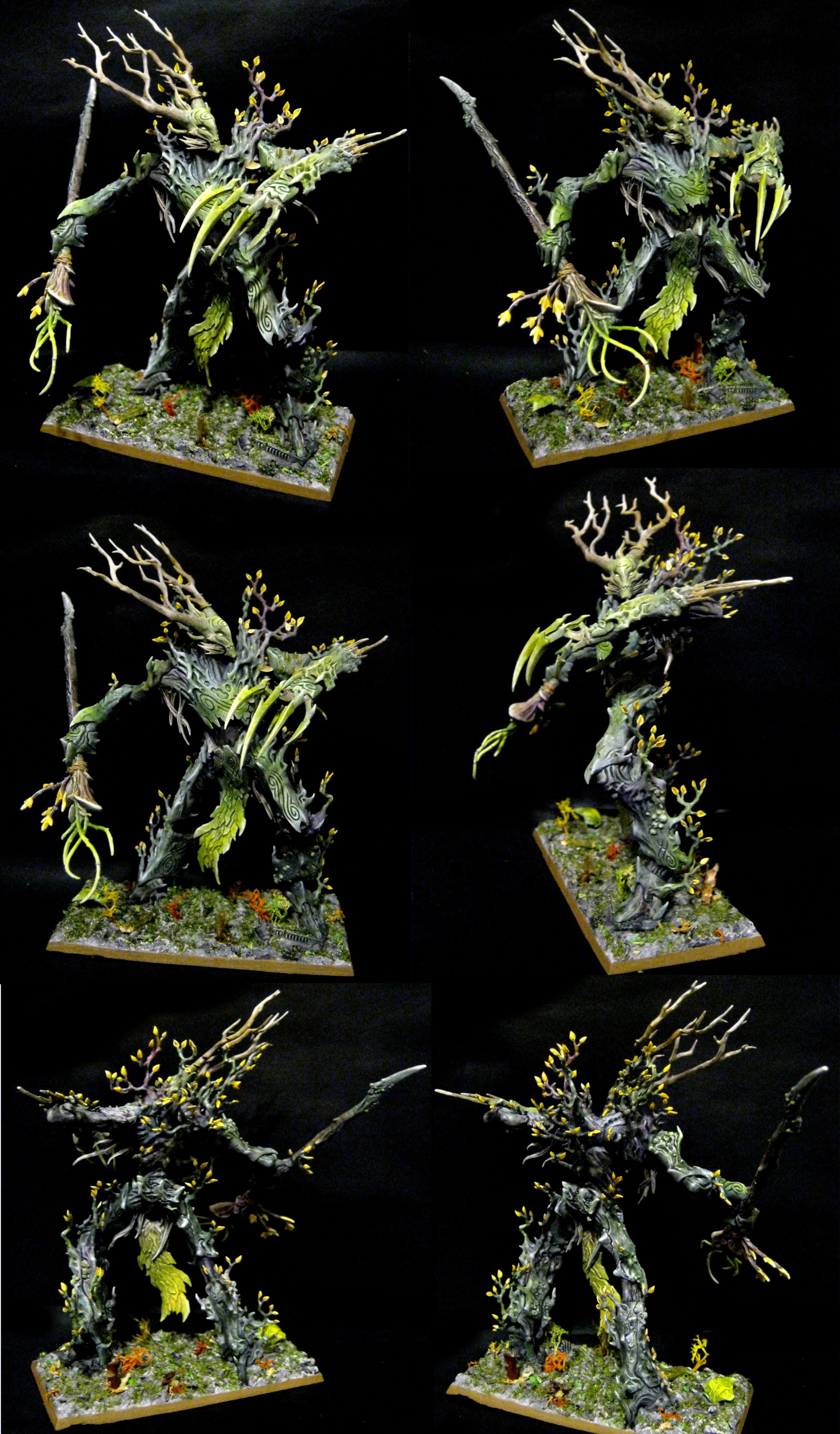 Sylvaneth Treelord / Treeman