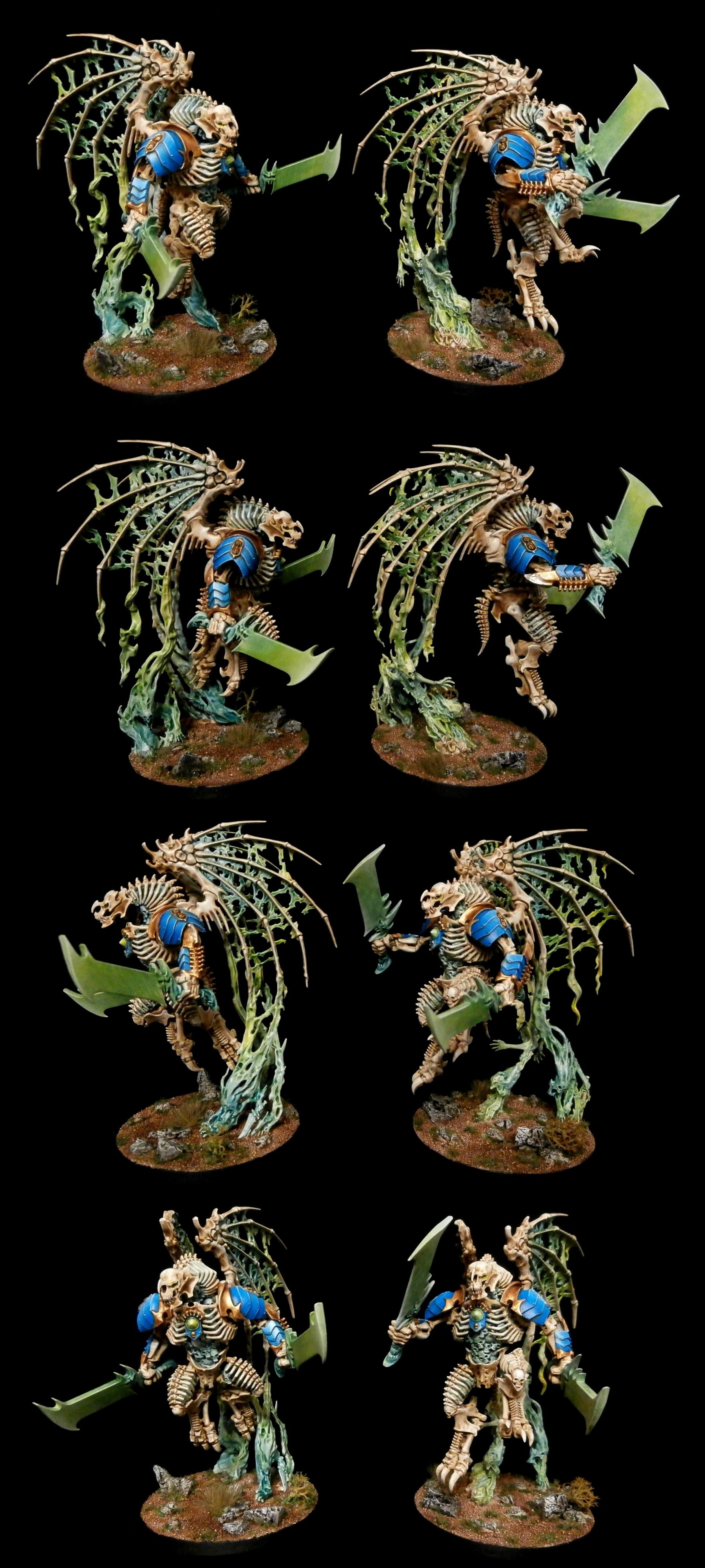 Deathlords Morghast Harbingers