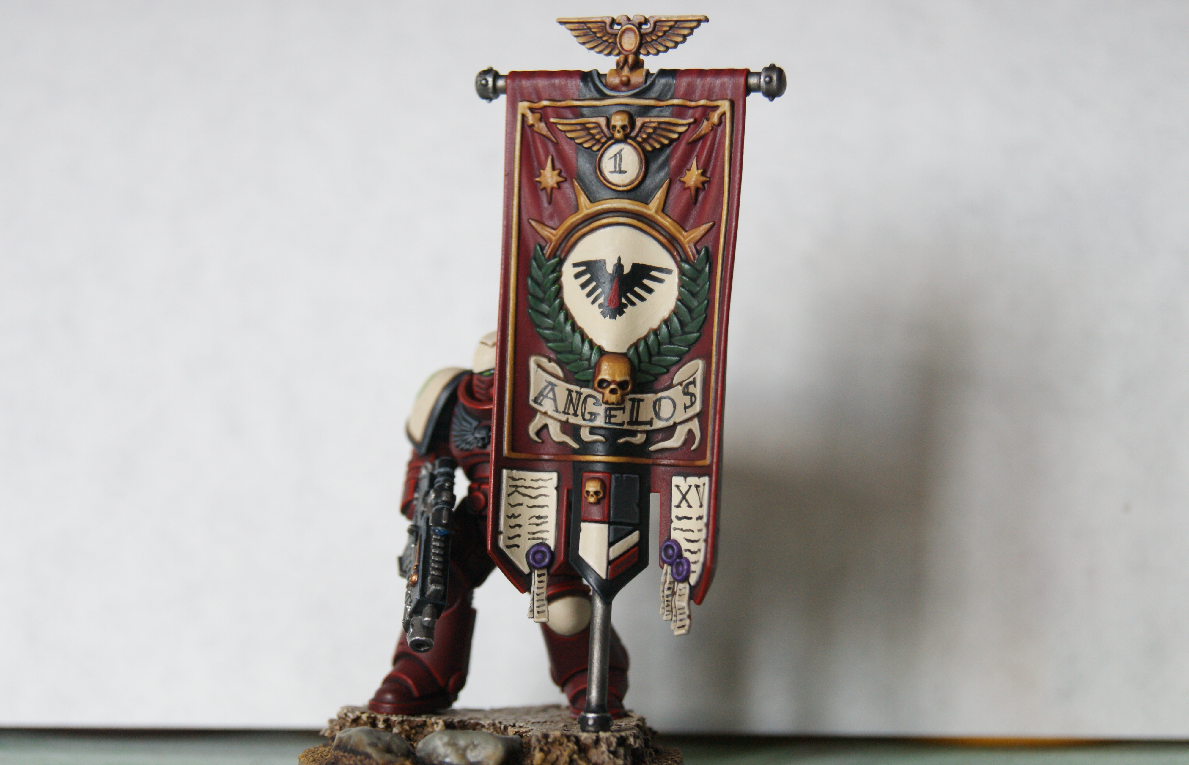 Blood Raven Primaris Ancient