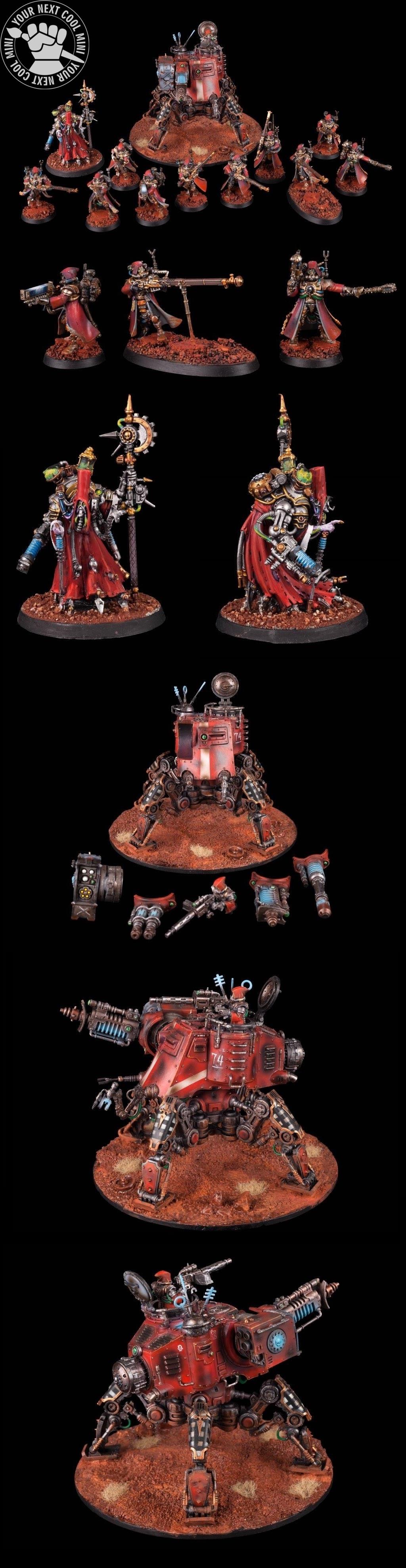 Warhammer 40k, Start Collecting, Skitarii