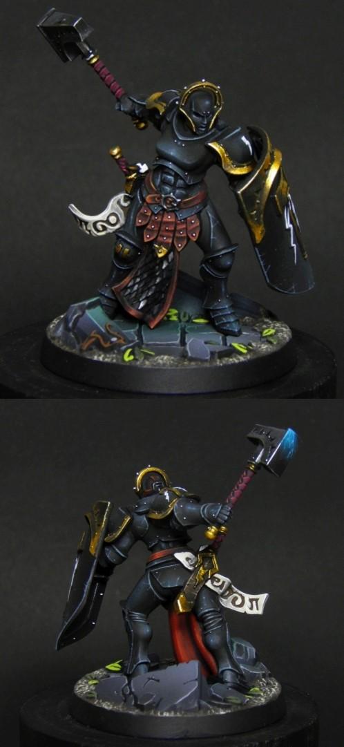 Warhammer Underworlds Shadespire: Angharad Brightshield
