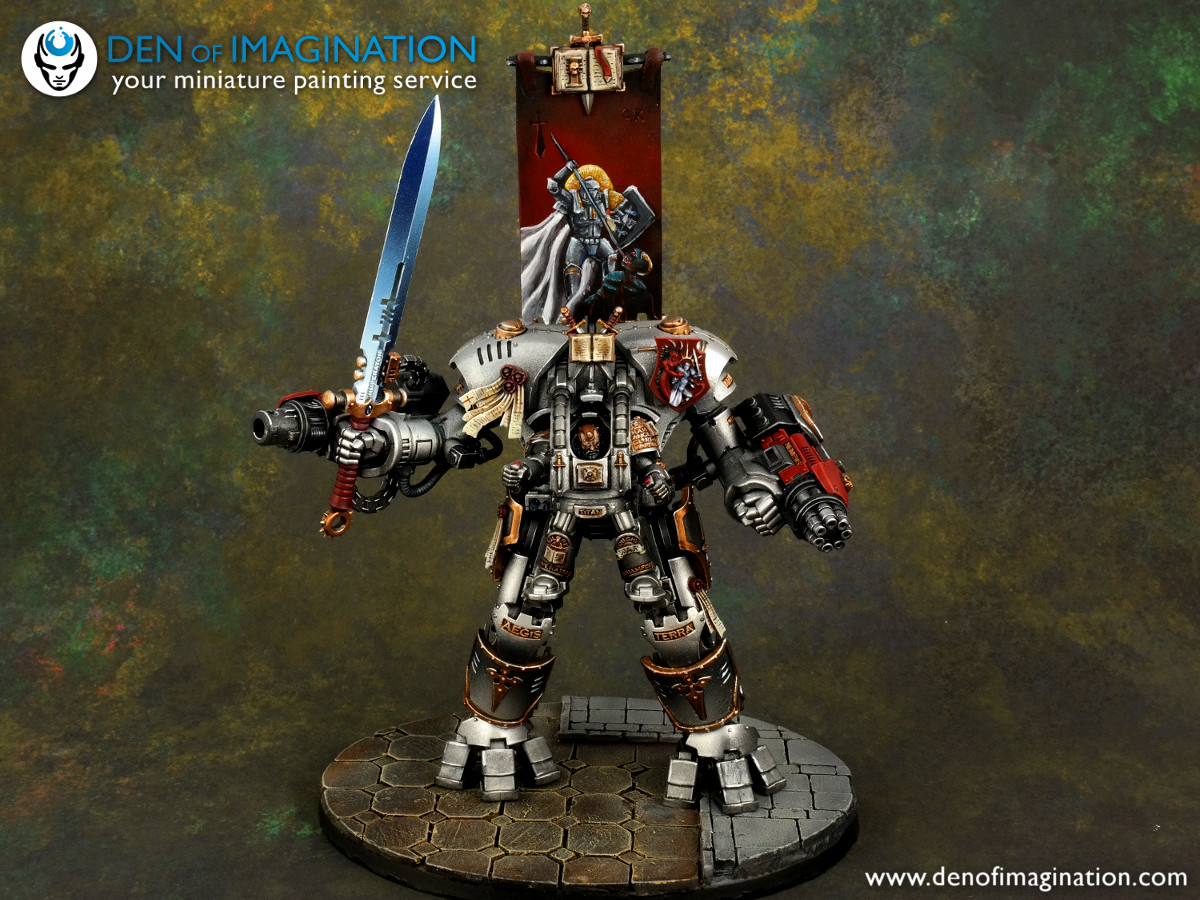 Nemesis Dreadknight Grand Master