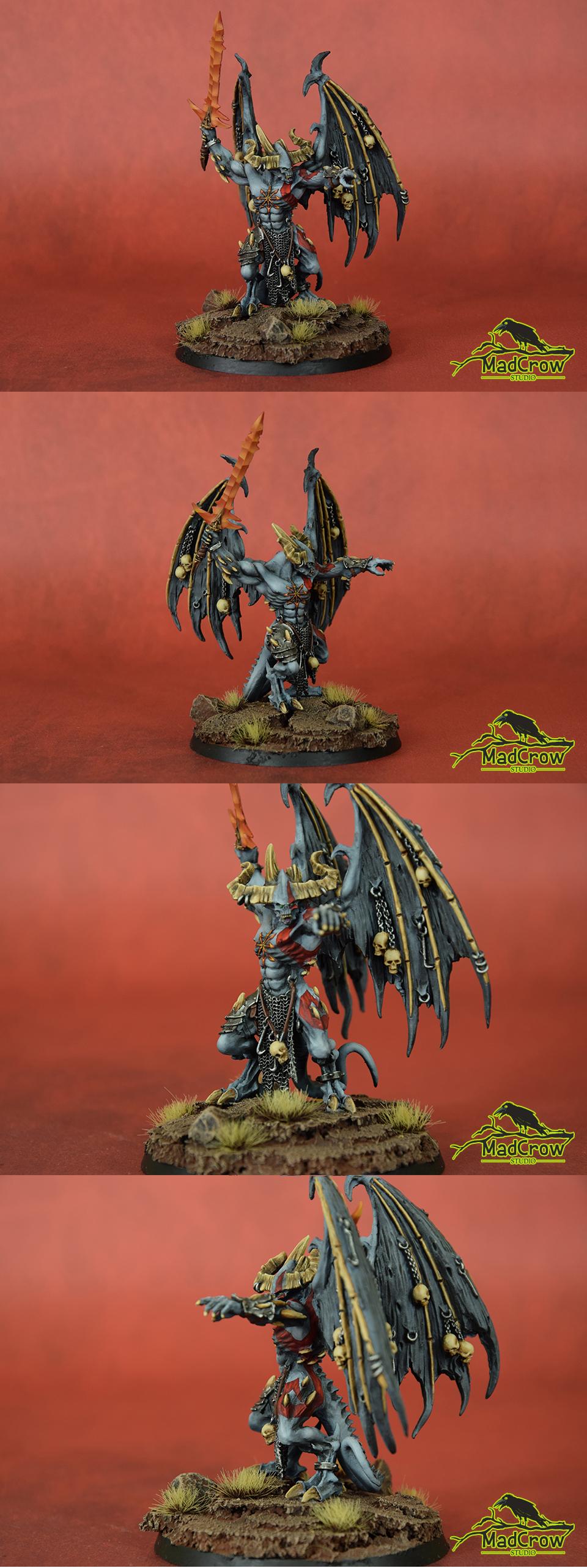Daemon Prince Be'lakor