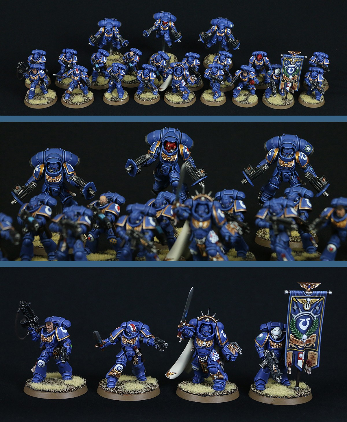 PRIMARIS SPACE MARINES FORCE