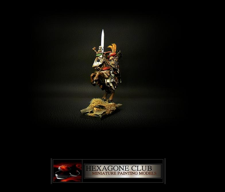 Warhammer EMPIRE Général .
