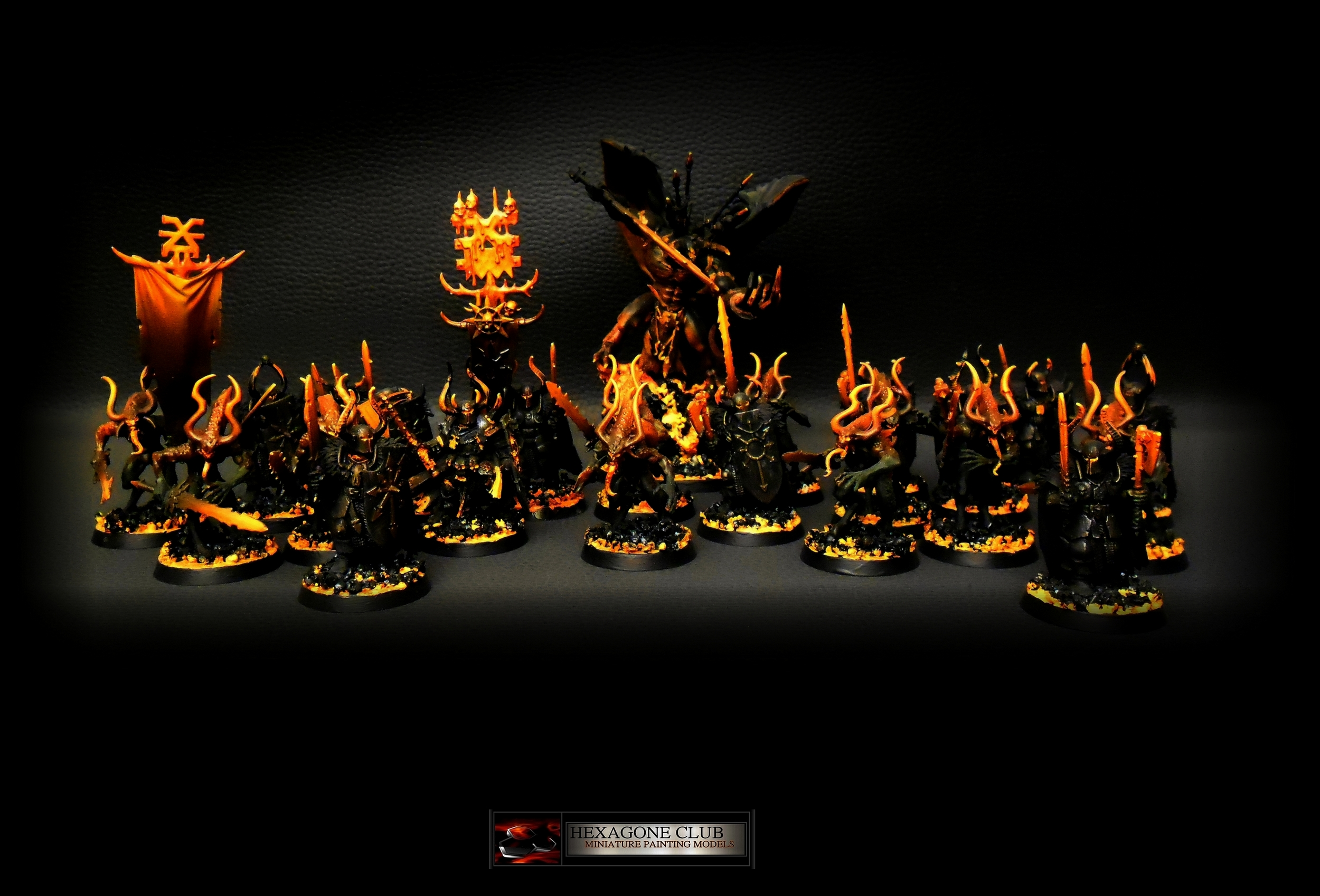 Warhammer Chaos Bestiaire Sanguinaire .
