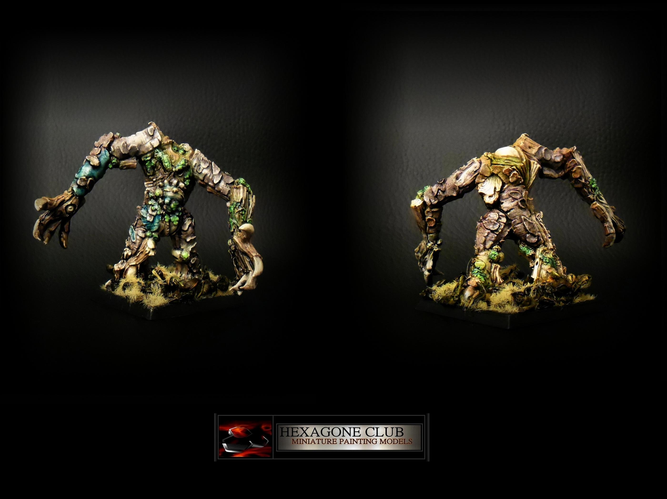 Warhammer Sylvaneth TREEMAN .