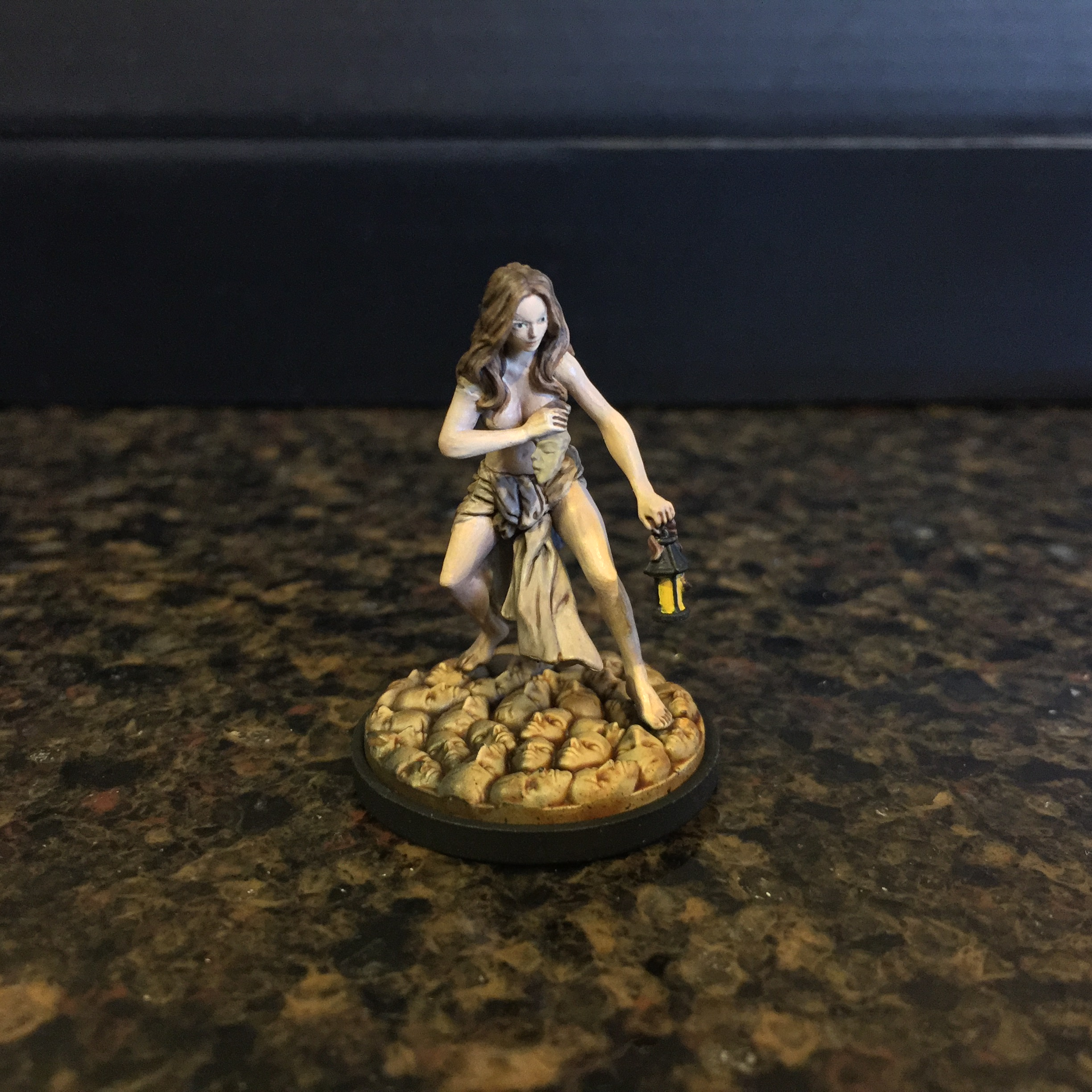 Kingdom Death Survivor Erza