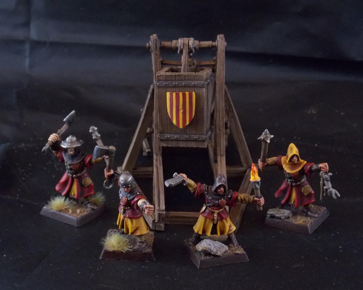Bretonnian Trebuchet