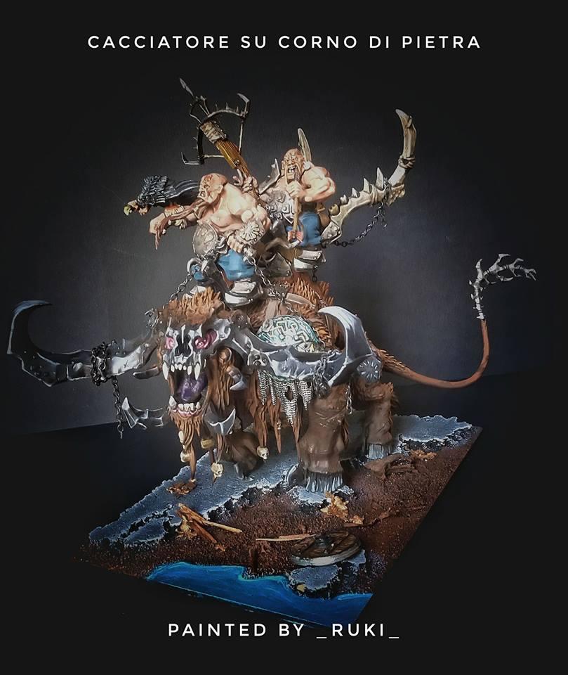 Ogre Hunter on Stonehorn
