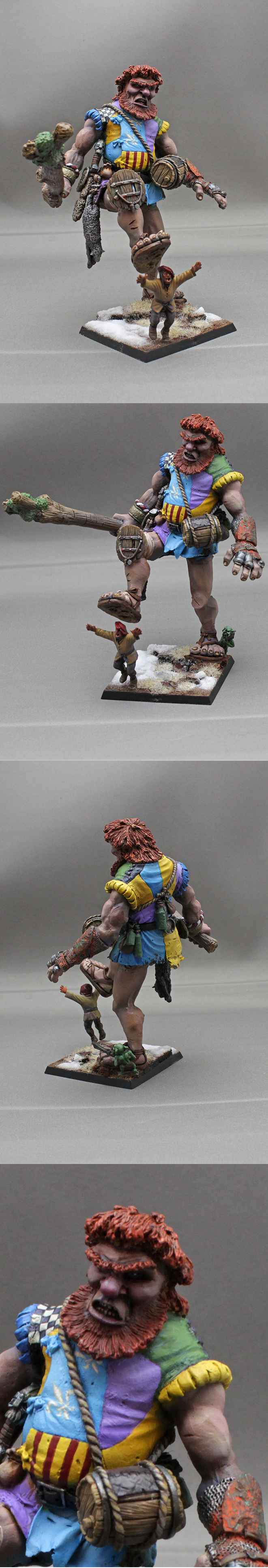 Marauder Giant - new pictures