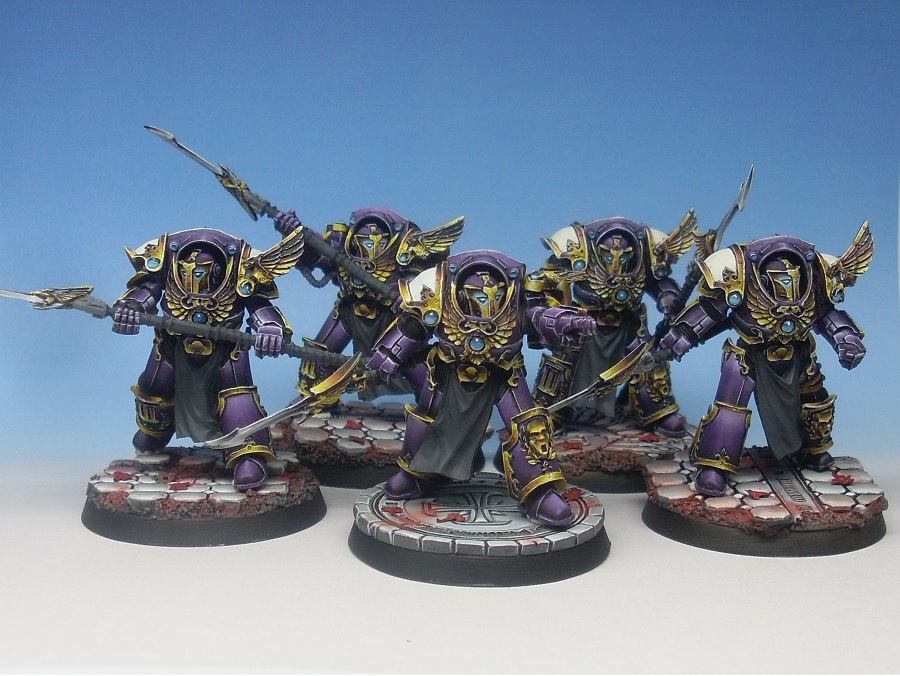 Emperor's Children Phoenix Terminators