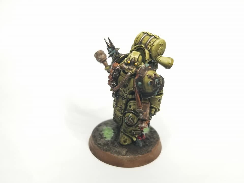 Nurgle Plague Marine