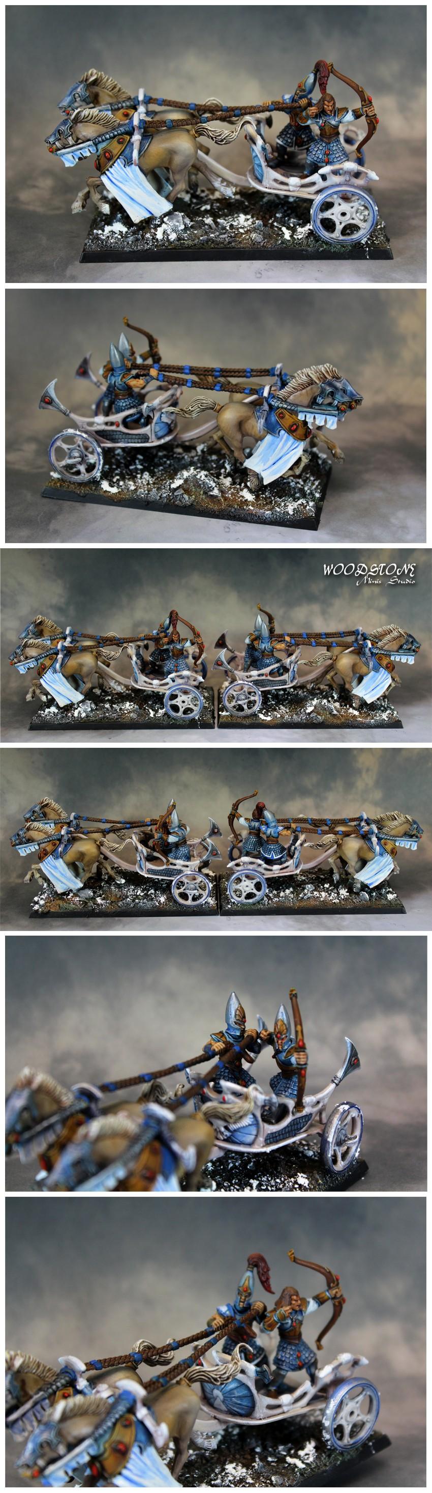 Frozen Elfs Chariots