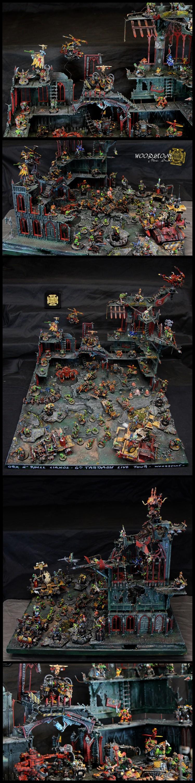 Ork N'Roll Cirkus - Large vues.