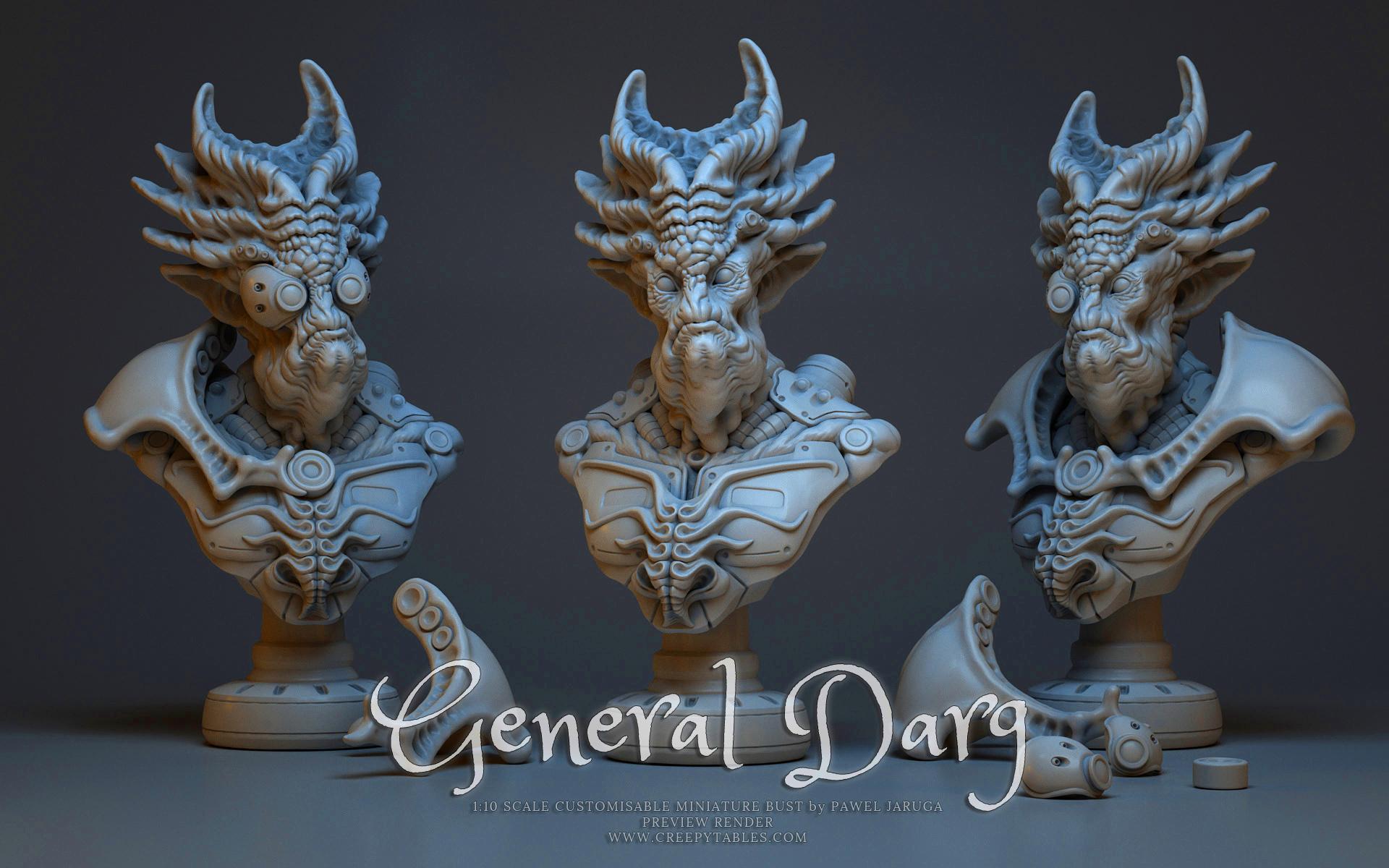 General Darg