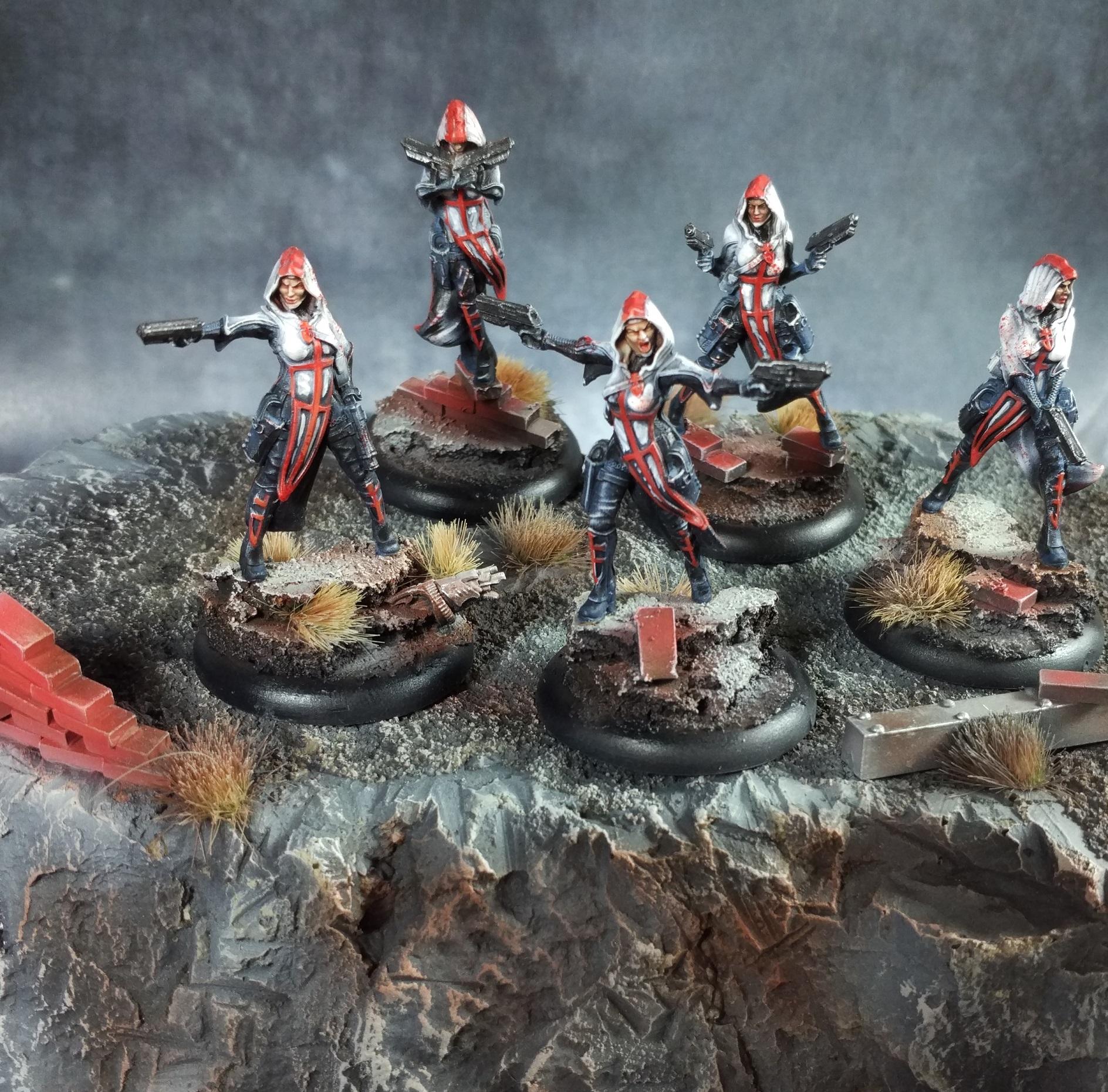 Warzone Brotherhood Visionaries